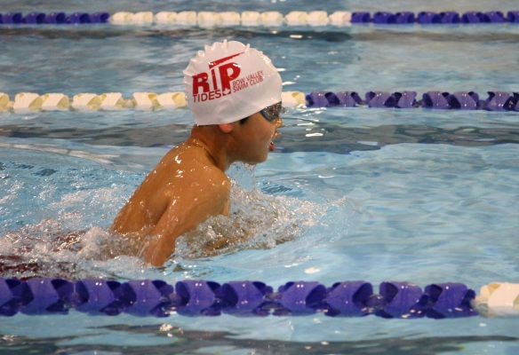 Kai qualifies for Trials with an MQT in 200 IM